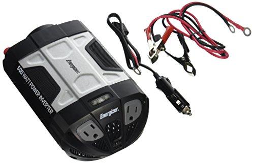 Energizer 500w Power Inverter 12v Dc Cigarette Lighter Or