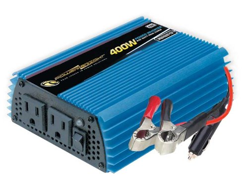 Power Bright Pw400 12 Power Inverter 400 Watt 12 Volt Dc