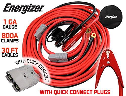 Energizer 1 Gauge 800a Permanent Installation Kit Jumper