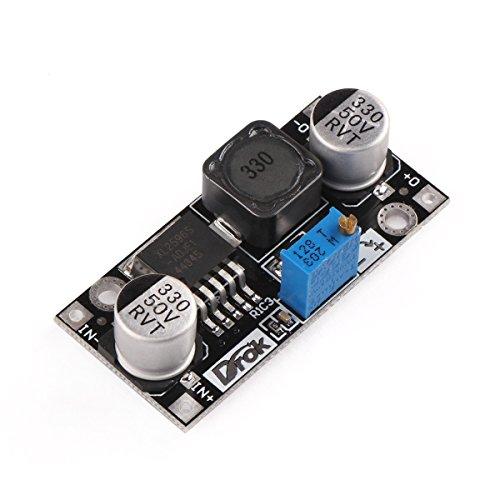 DROK DC Step Down Variable Voltage Regulator 36V to 24V 12V 5V 3.3V 3V Buck Converter Electronic Volt Stabilizer