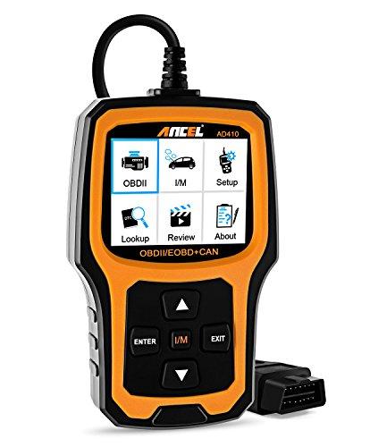 ANCEL AD410 Enhanced OBD II Vehicle Code Reader Automotive OBD2