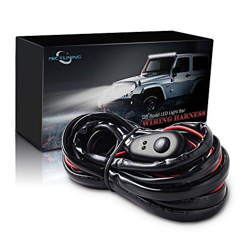Outstanding 20 Inch Led Light Bar Eyourlife 126W Led Fog Driving Lights Wiring Database Rimengelartorg