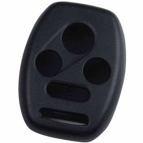 key fob keyless entry remote shell case pad fits honda   accord   civic