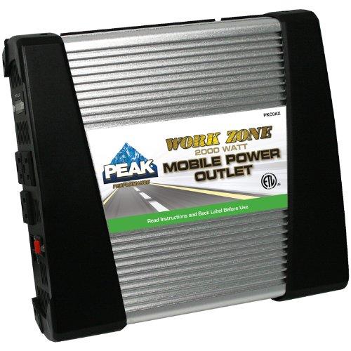 Peak Pkc0ax 01 2 000 Watt Mobile Power Outlet Cornerbunny