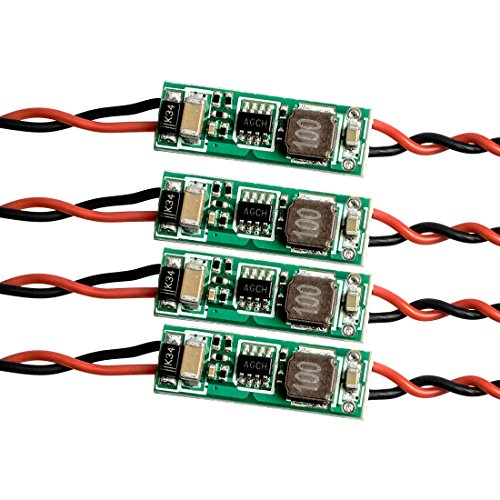 Wolfwhoop PW-D Control Buck Converter 6-24V to 5V 3A Step