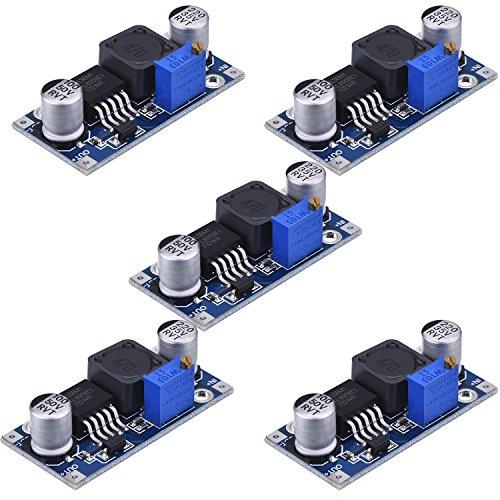 DAOKI 10PCS PFM Control DC-DC Converter Step Up Boost Module