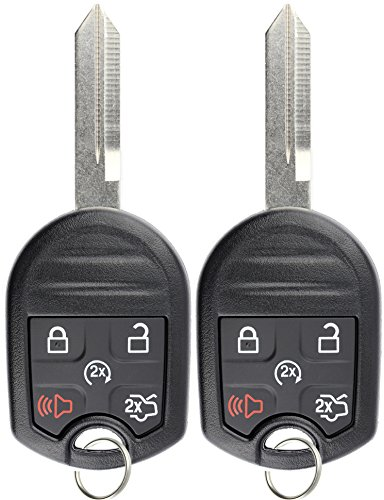 Car Key Fob Keyless Entry Remote Start fits Ford, Lincoln, Mercury
